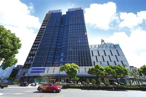 节能环保产业园天域大厦图片