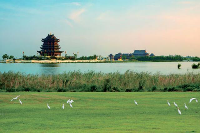 苏州工业园区获评国家首批绿色园区