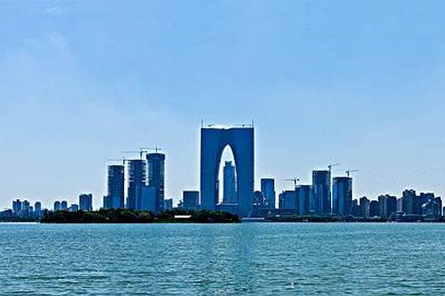 全球城市竞争力报告发布 苏州位列28南京44