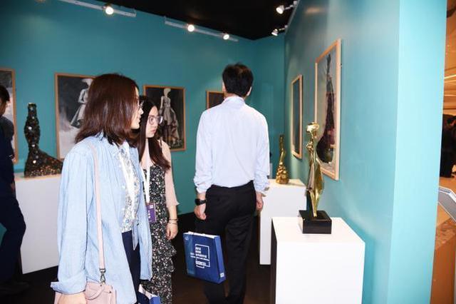 艺术亲民 130多件青年雕塑作品在苏州展出
