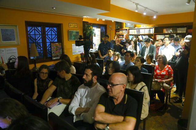 第二届中欧国际文学节走进苏州