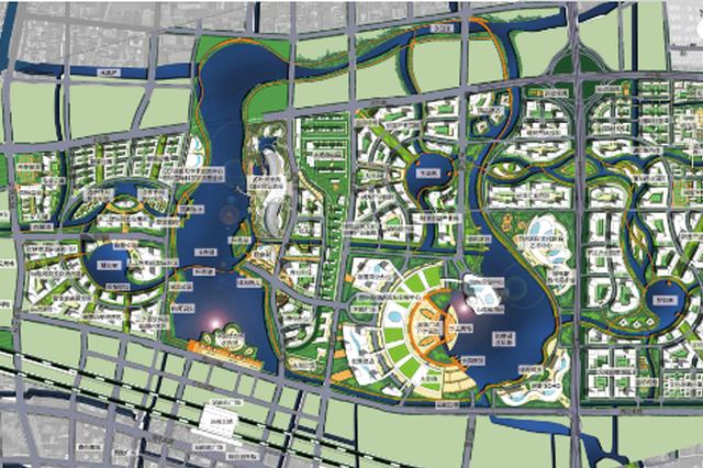 区位链时代下的苏州新中心 高铁新城正当红