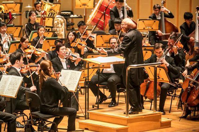 苏州交响乐团完美奏响新加坡滨海艺术中心
