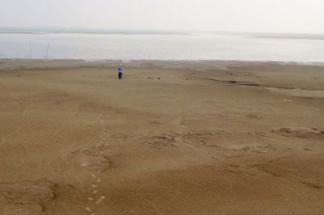 江苏常熟铁黄沙不建物流岛 改建生态岛