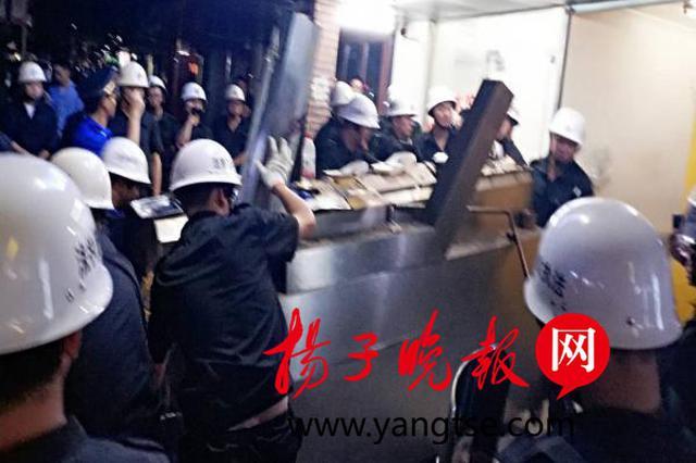 """苏州横塘街道祭出组合拳打好""""263""""大气污染治理攻坚战"""