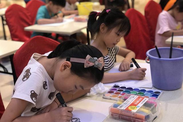 """""""美丽生活 绿色WE来""""华润万家2018少儿环保绘画大赛启动"""