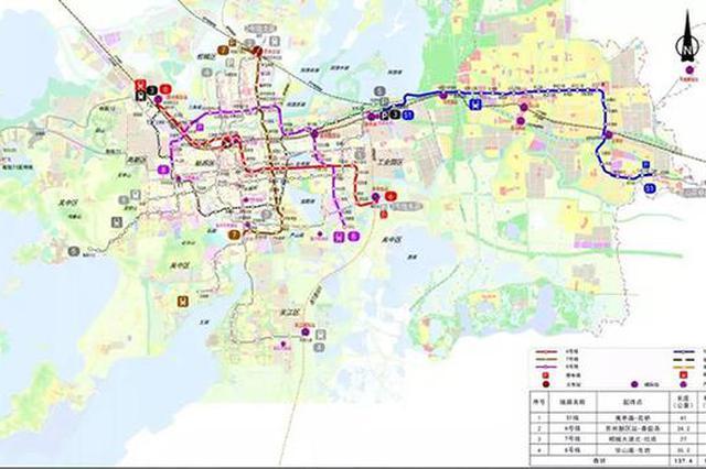 上海坐地铁去苏州有望成真 苏州轨交S1线建设获批