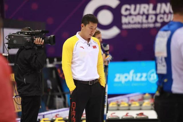 冰壶世界杯苏州站第三日中国队无一胜绩