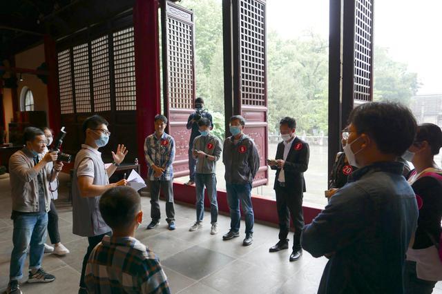 苏州碑刻博物馆举行志愿者联合招募