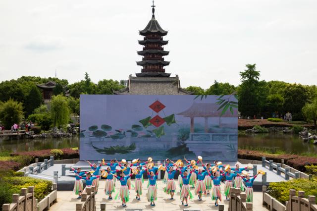 第十六届苏州端午民俗文化节即将启动