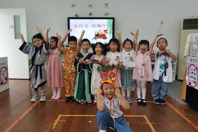 浓情端午,欢乐淘淘 苏州高新区实验幼儿园何山园开展端午主题系列活动