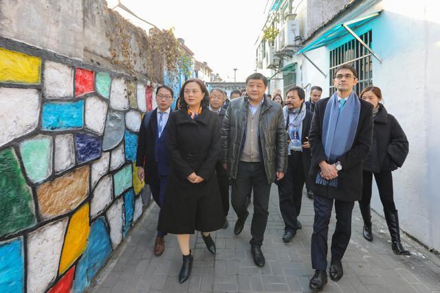 """东升里文化艺术长廊迎来""""阿根廷文化日"""""""