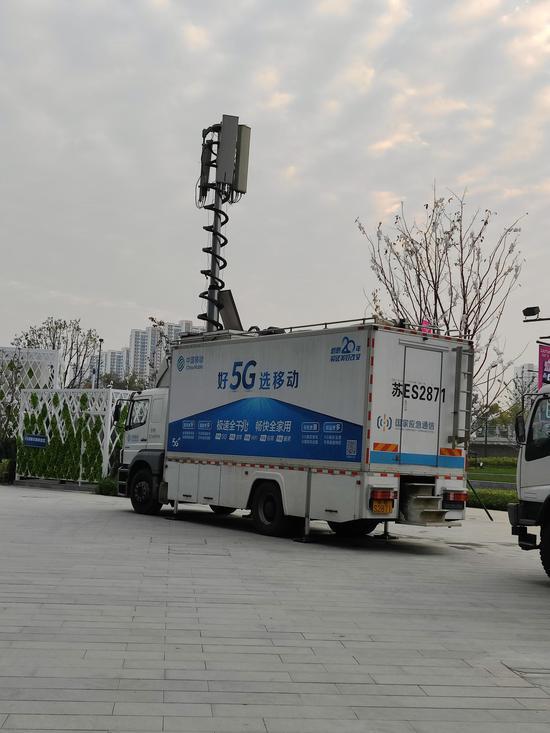 苏州移动助力高铁新城吾悦广场盛大开业