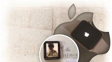 苹果手表过保拒维修 市民淘宝修好