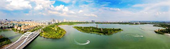 暨阳湖生态旅游区