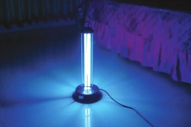 家中开紫外线灯消毒 母子三人眼睛受伤
