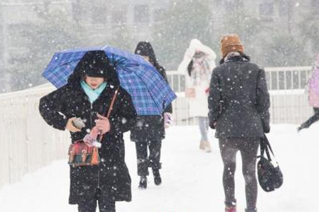 苏州2月上旬有持续低温冰冻 春节期间或有雨雪