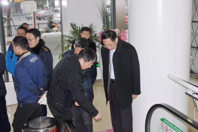 春节期间电梯运行报平安 苏州质监织牢特种设备运行安全网