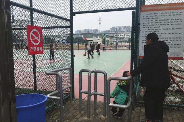 学校开放体育设施:掌声中也有忧