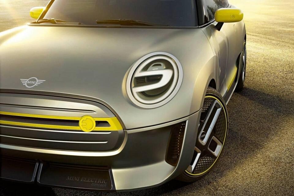 纯电MINI Cooper SE登场 还是熟悉的味道