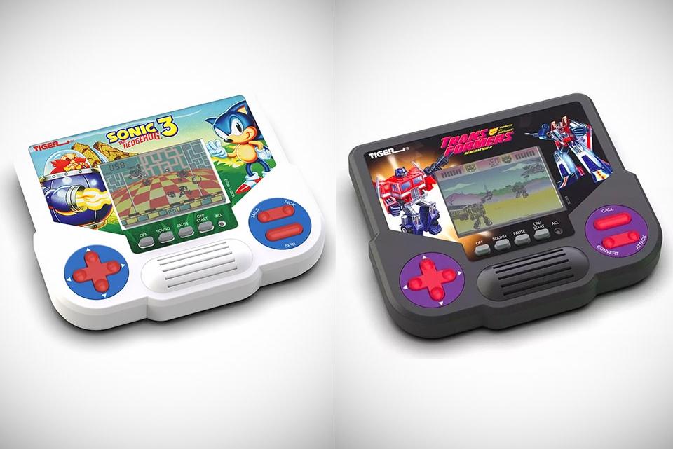 孩之宝将发布经典LCD掌机 售价14.99美元