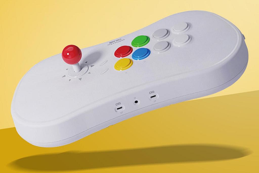 SNK发布摇杆式游戏机 梦回20年前电视购物