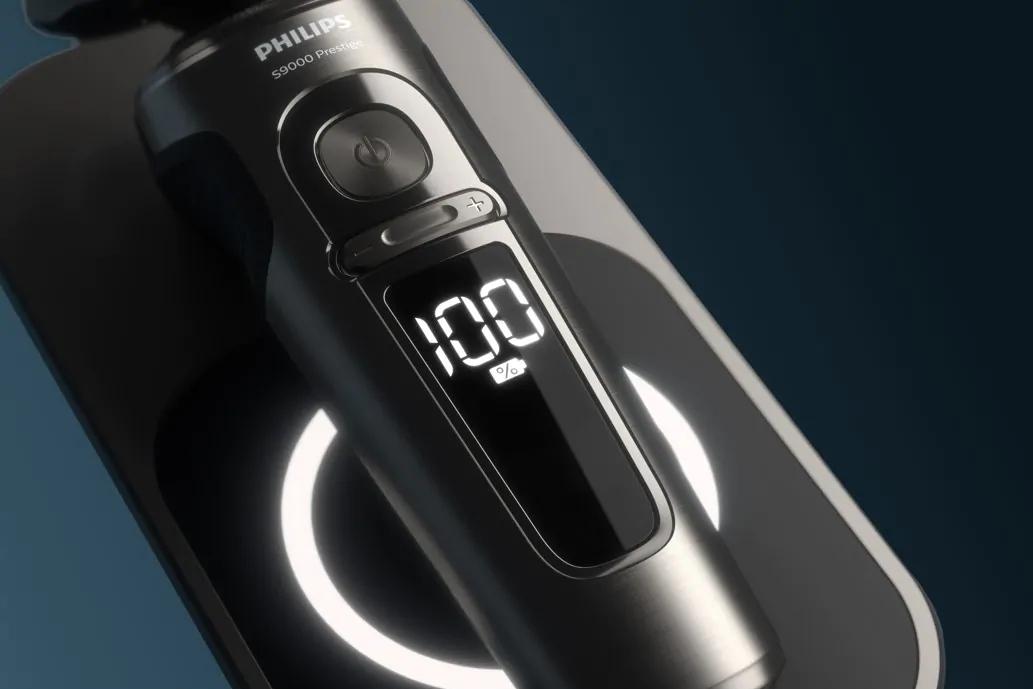 飞利浦推出无线充电剃须刀:支持Qi充电制式