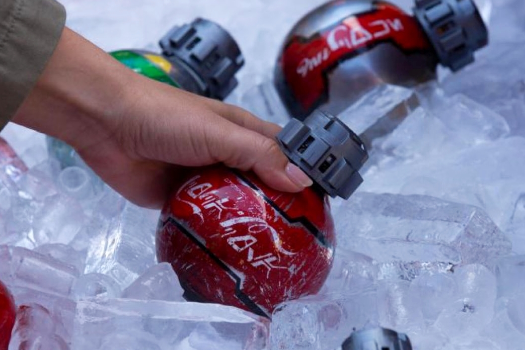 别样快乐水 迪士尼《星球大战》主题可口可乐