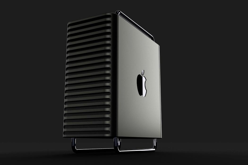 """""""刨丝器""""再见 他自制了理想中的新Mac Pro"""