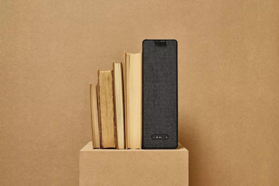 宜家联手Sonos推出书架式Wi-Fi音箱