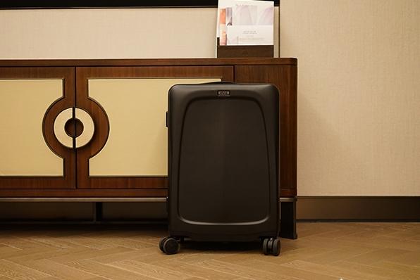 OVIS智能跟随行李箱体验:不只是解放双手