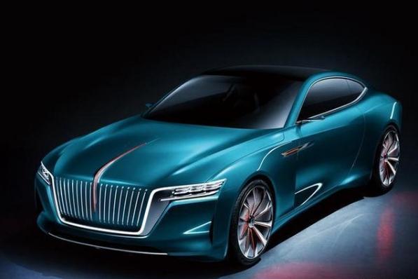 """代号E111红旗新车型明年量产:电动版""""劳斯莱斯"""""""