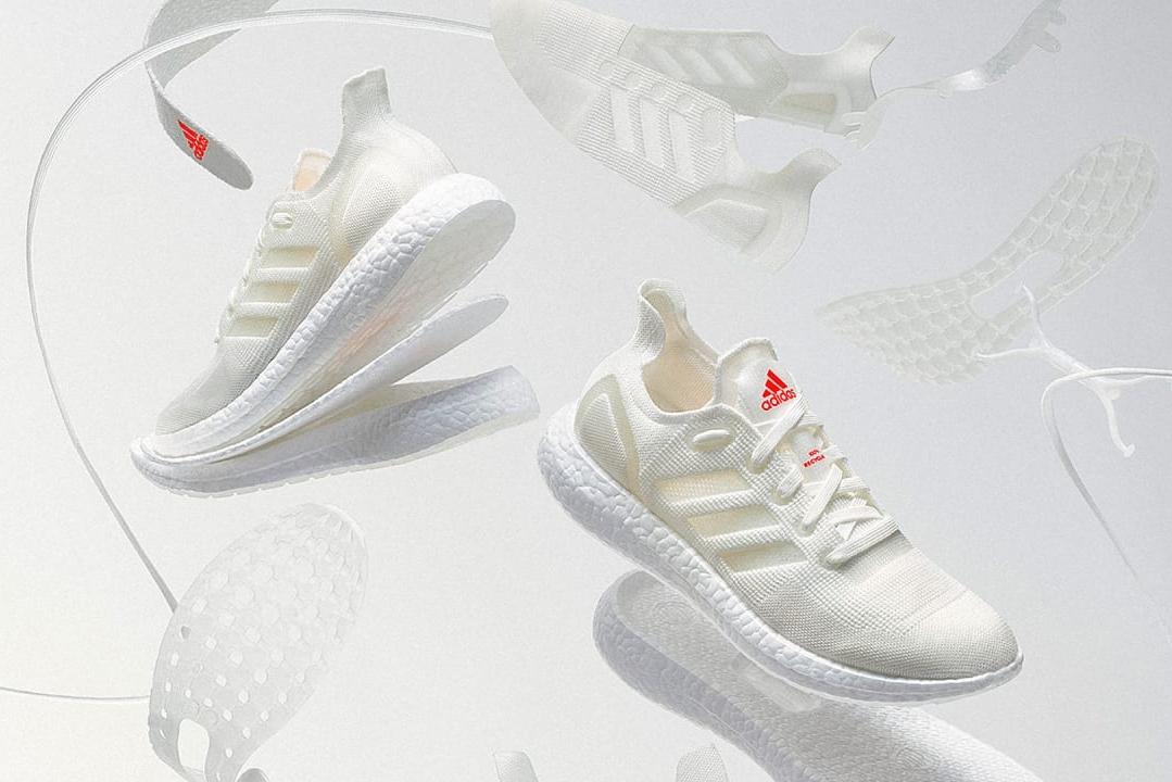 阿迪达斯推出一款环保跑鞋 可100%循环再造
