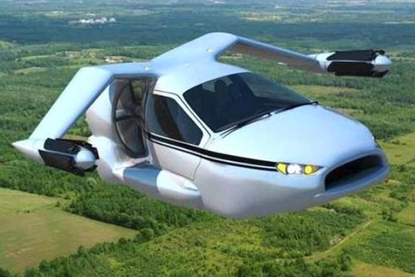 吉利飞行汽车将上市 30米起飞自备降落伞