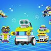 免费送:编程机器人