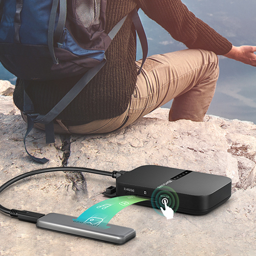 送无线wifi多功能管理器