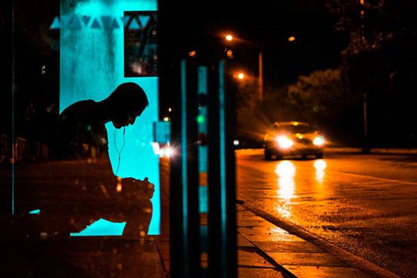 趣味横生的街头摄影 街头中光与影奇妙共舞