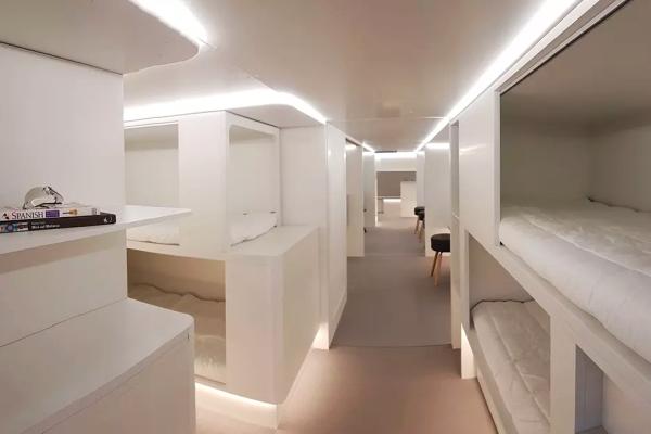物尽其用 空客计划将货舱改造成卧铺