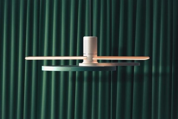 是电扇又是净化器 该说韩国人奇葩还是有创意?