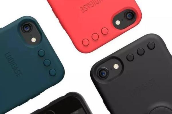 魔性手机壳 让你的手机瞬间变身减压玩具