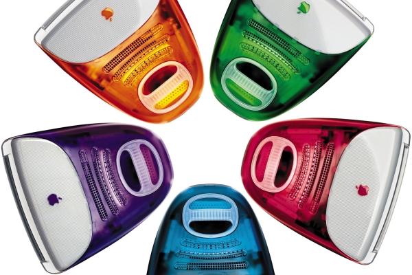 特色iPhone X保护套发布 致敬糖果色iMac G3