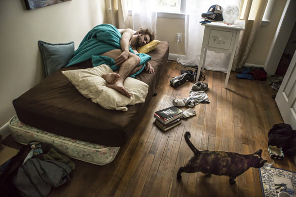 卧室里的美国梦 零距离的各异私密生活
