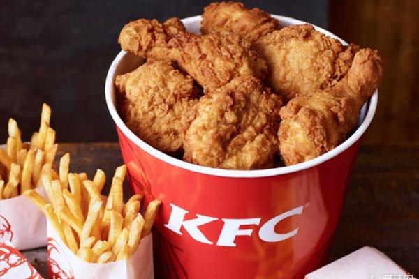 肯德基新配方:炸鸡=素食主义