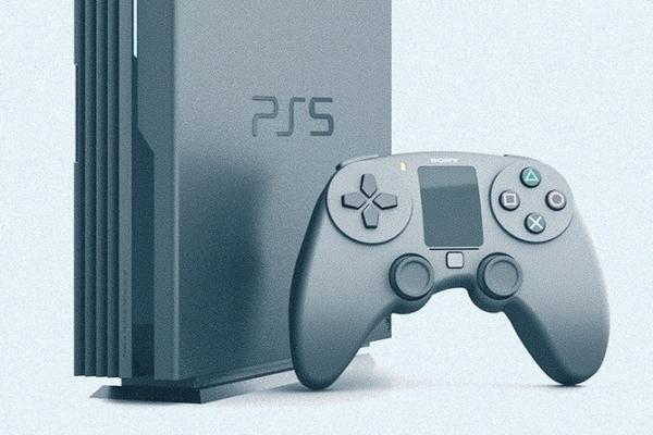 国外大神曝光索尼PS5概念机 支持无线HDMI