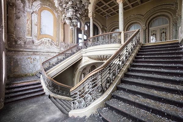 废墟艺术的优雅 记录那些被遗弃的美