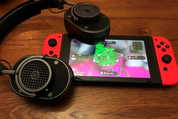 只要一个配件 你的Switch就能完美兼容蓝牙耳机