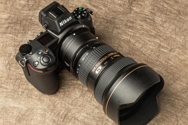 尼克尔镜头群的深厚底蕴 尼康Z7转接单反镜头图赏