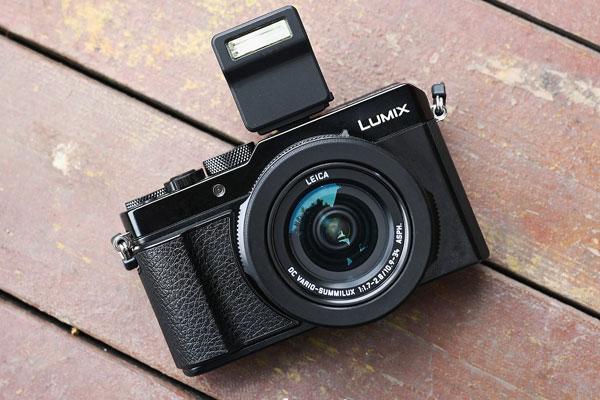 小巧便携的全新体验 松下LX100 II图赏