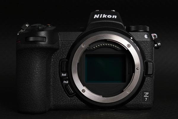 黑色诱惑 尼康Z7全幅微单相机图赏