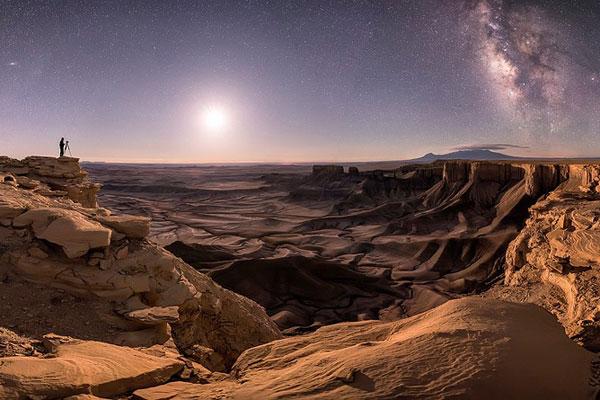 2018年度天文摄影师大赛获奖作品